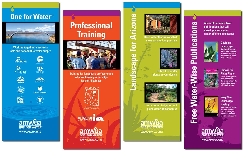 AMWUA-banners