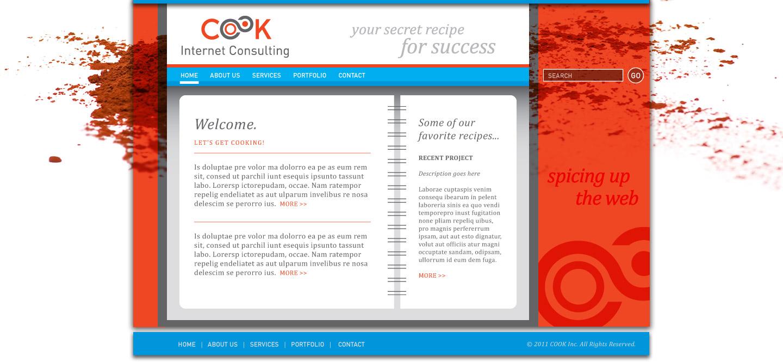 cook-website