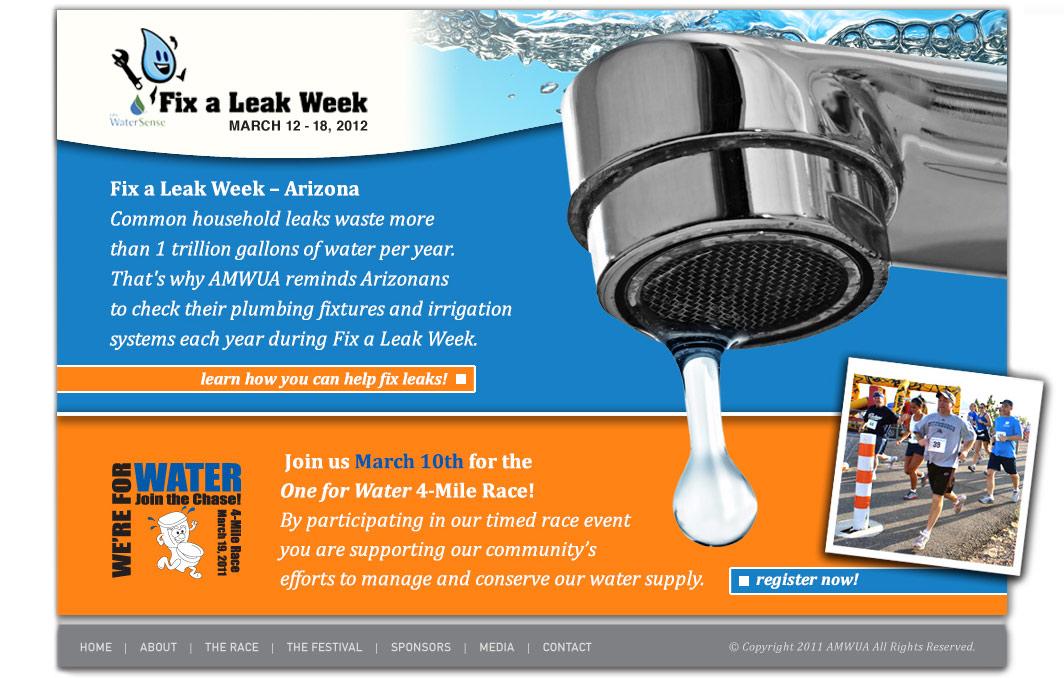 fix-a-leak-week-website